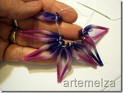 artemelza - flor de fita