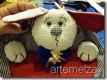 artemelza - bolsa cachorrinho