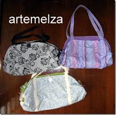 artemelza - bolsa de praia
