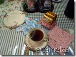 artemelza - cestinha para chá