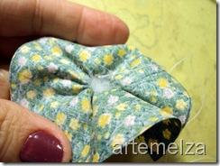 artemelza - flor de fuxico