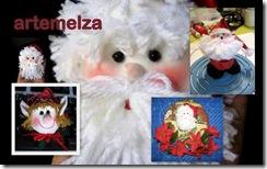 artemelza - trabalhos natalinos