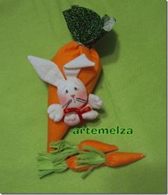 artemelza - coelho na cenoura