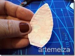 Artemelza - coelha com molde da coruja -15