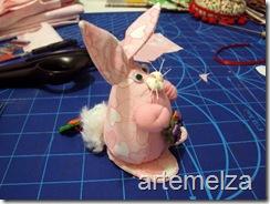 Artemelza - coelha com molde da coruja -40