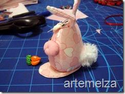 Artemelza - coelha com molde da coruja -38