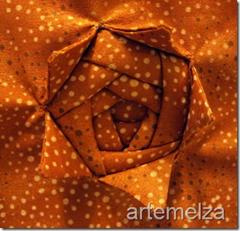 artemelza - rosa aberta de patchwork