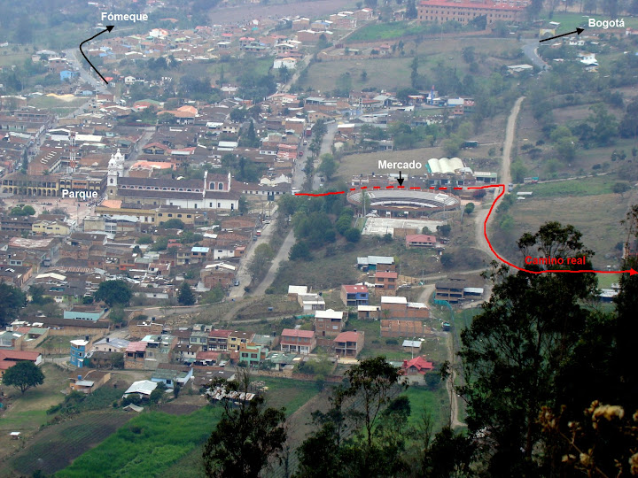 Photo of  Camino real Choachí - Páramo del Verjón