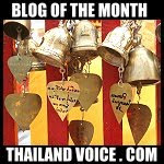 Thailand Voice Blog of the Month Award