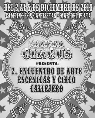 II ecnuentro circo mdp