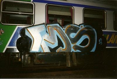 IMS by Raw - Krösatåget 1997