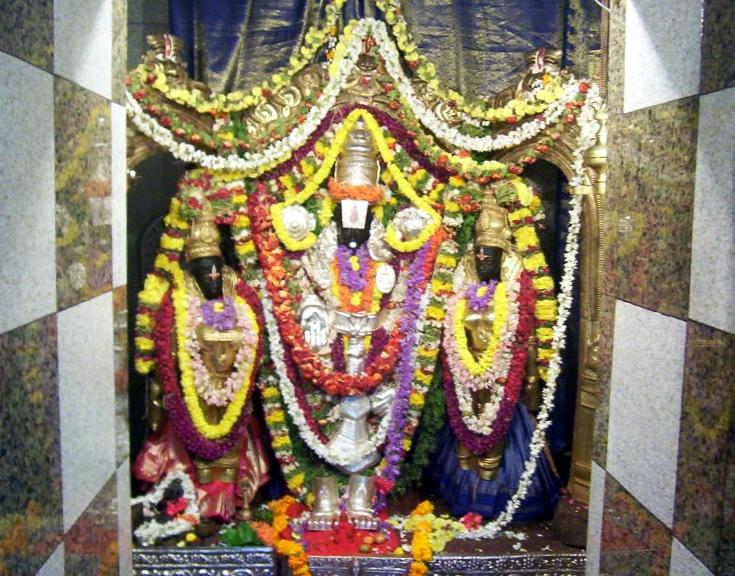 Lakshmi Venkataramana Swamy & Mitemari Temple, Bagepalli