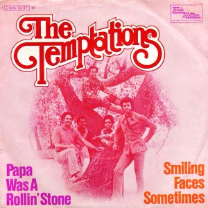 The Temptations - Papa Was A Rollin' Stone / Smiling Faces Sometimes
