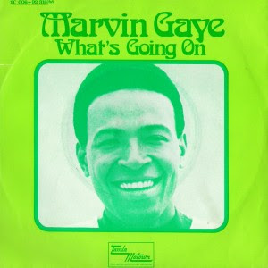 Marvin Gaye - What's Going On / God Is Love