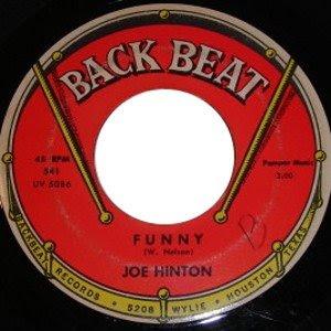 Joe Hinton - Funny (How Time Slips Away) / You Gotta Have Love