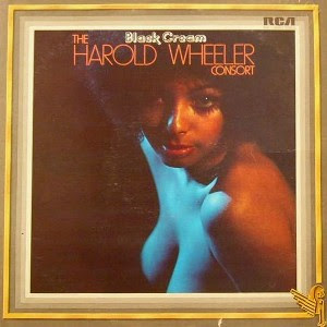The Harold Wheeler Consort - Black Cream