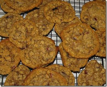 oatmeal bran cookies 2