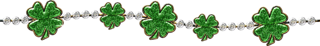 LLW_ShimmerinShamrocks_Garland_JeweledShamrocksnDiamonds