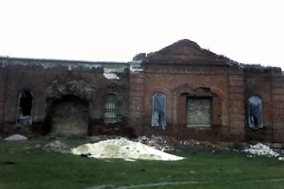 реконструкция культового сооружения в Литвиновке