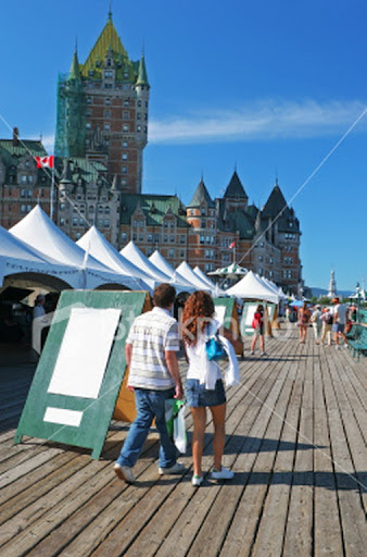 WARNER MARQUEE FESTIVAL TENTS IN QUEBEC CITY & WSSL Tents