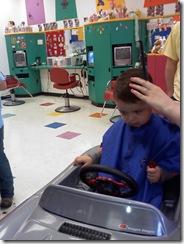 1st haircut 2