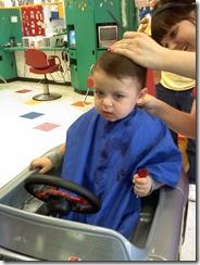 1st haircut 3