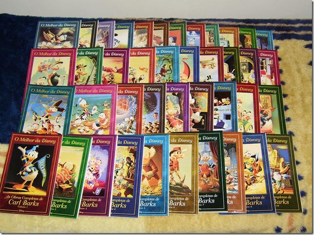 Coleção das Obras Completas de Carl Barks