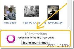 10 invitations