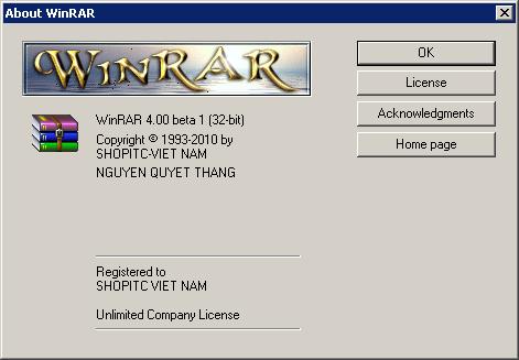 winrar 4.0 download