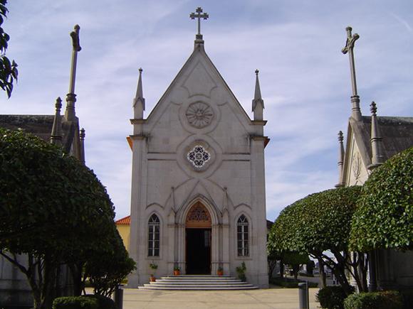Igreja do Cemitério da Atouguia