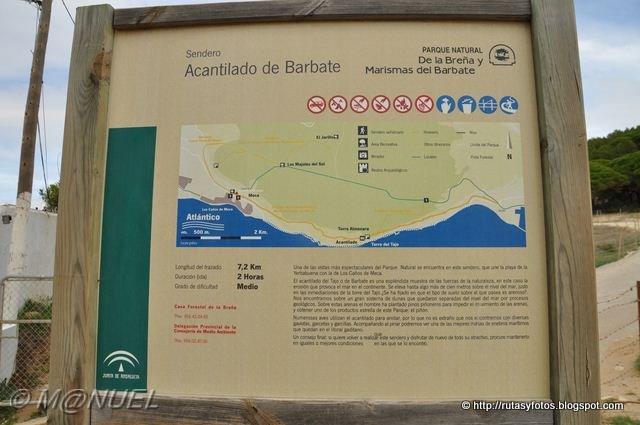 Sendero del Acantilado