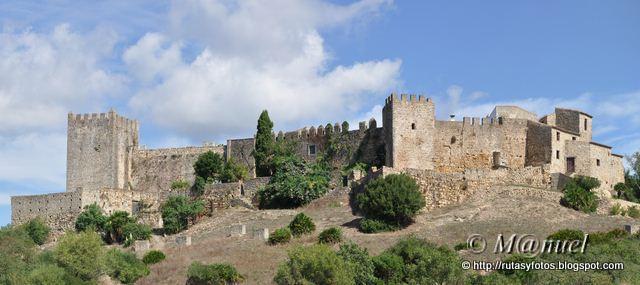 Calzada Dehesa Boyal - Castillo de Castellar