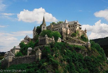 قلعة Hochosterwitz, النمسا