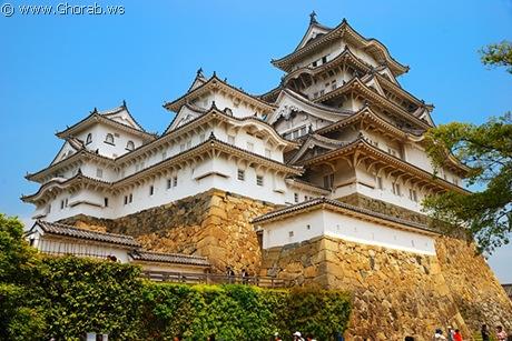 أجمل 42 قلعة حول العالم  Himeji_castle%5B8%5D