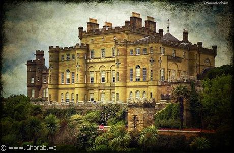 قلعة Culzean, اسكتلندا