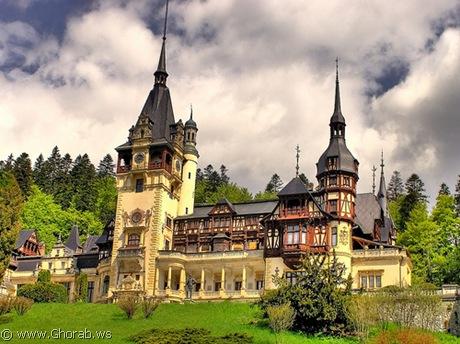 قلعة Peles, رومانيا