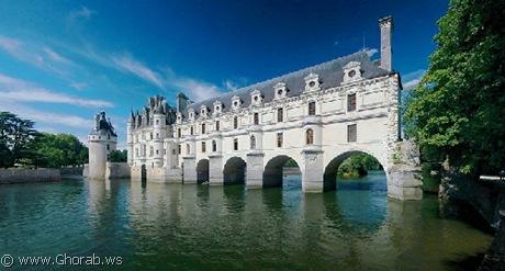 قلعة Chateau de Chenonceau, فرنسا
