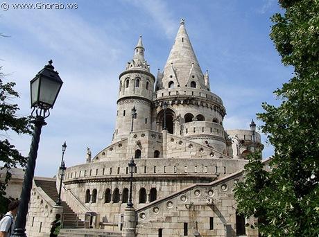 قلعة الصياد باستيون - The Fisherman's Bastion, المجر