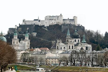 قلعة Hohensalzburg, النمسا
