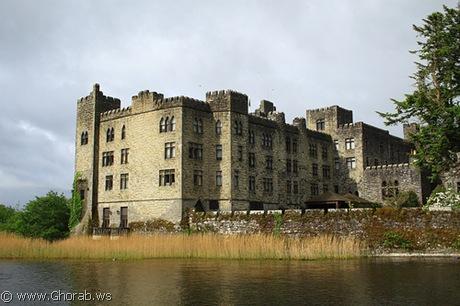 قلعة أشفورد - Ashford Castle, ايرلندا