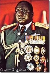 عيدي أمين دادا - أوغندا