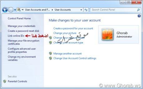 Link Online IDs