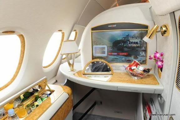 酋长的A380 单间吗?