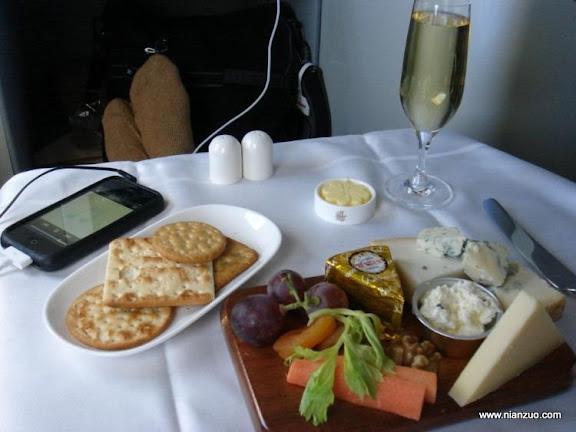 酋长的A380 这餐吃得好