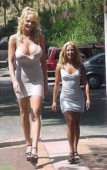 女巨人 好火辣啊,我在想那个绝对直径应该非常恐怖