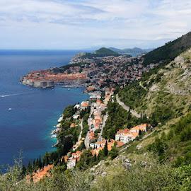 Dubrovnik by Igor Gruber - Landscapes Travel ( dubrovnik )