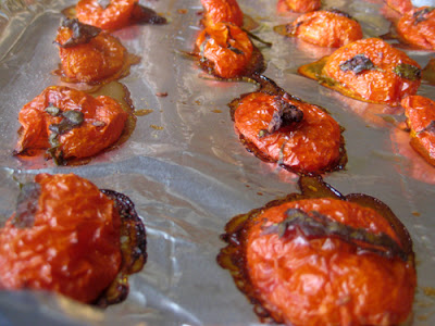 Roasted Romas