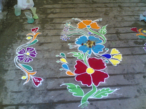 muggulu designs with dots pdf special rangoli designs learn