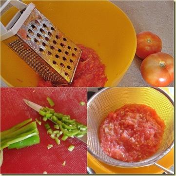 salsan valmistus