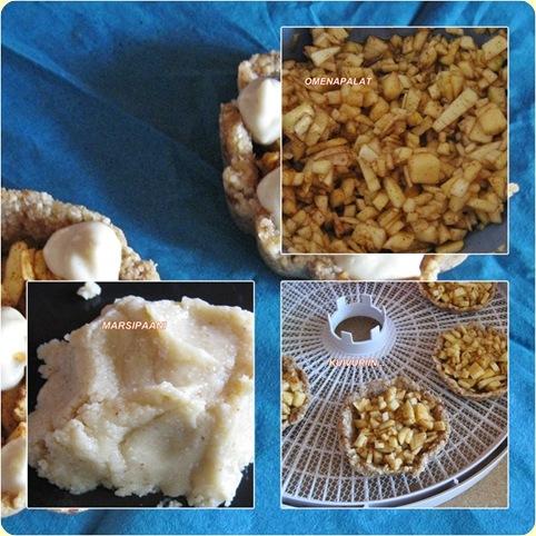 omenatortun valmistus